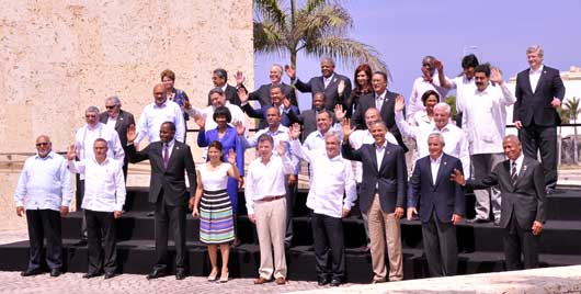 Official Photo of the Sixth Summit of the Americas