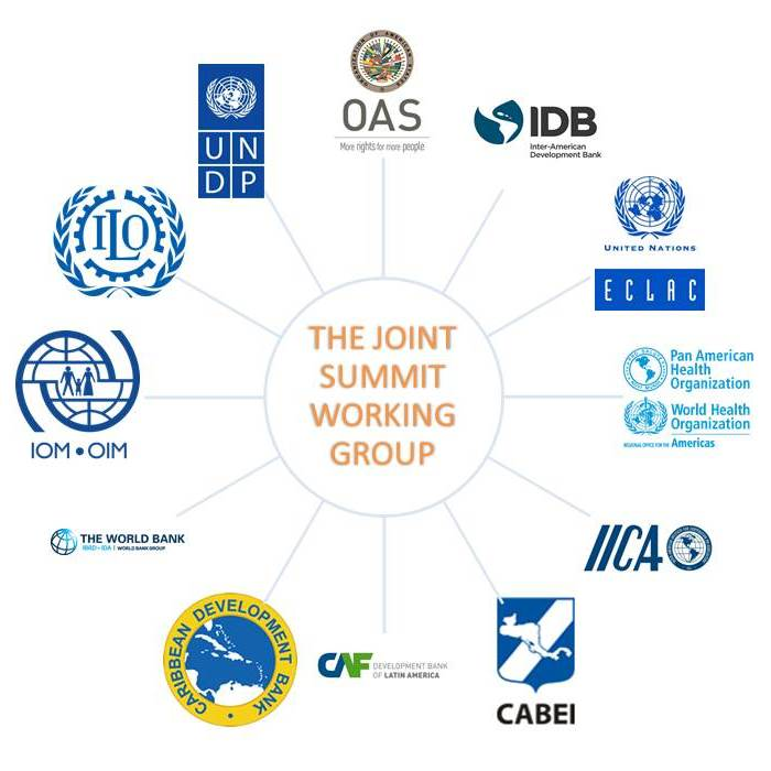 The Joint Summit Working Group: Collaborating to Implement Seventh Summit Mandates